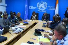 séminaire à Abidjan en septembre 2016